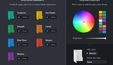 كيفية تلوين ملفات ويندوز مع Folder Colorizer