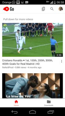 طريقة مشاهدة فيديوهات YouTube بدون إنترنت 9