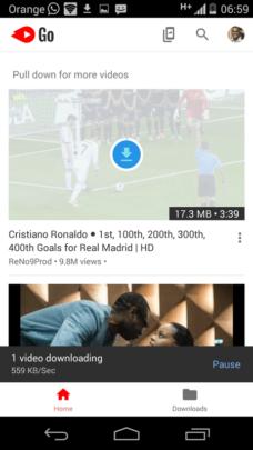 طريقة مشاهدة فيديوهات YouTube بدون إنترنت 11