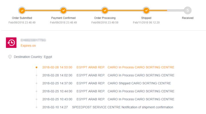 الشراء والشحن من موقع banggood بانج جود داخل مصر والدول العربية 1