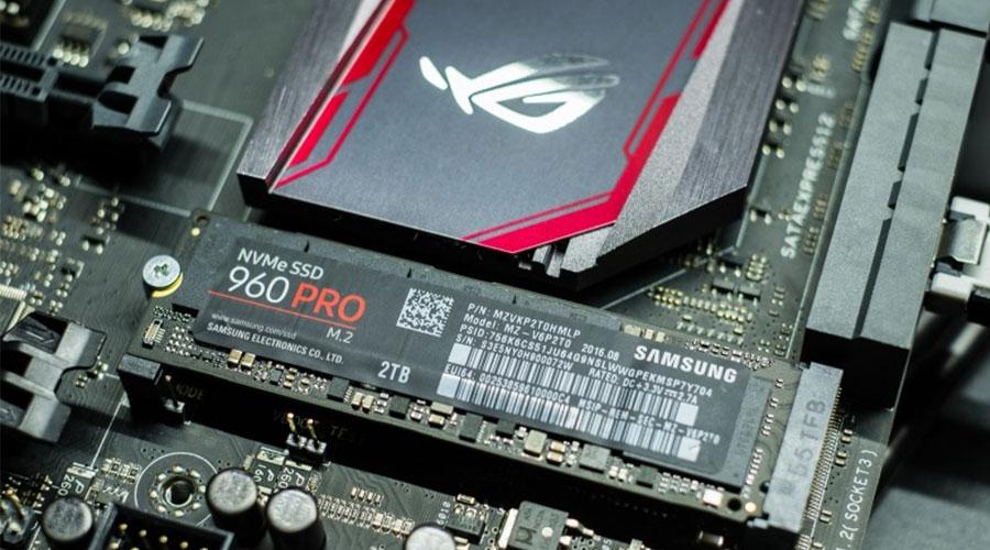 الفرق بين هارد SSD و M.2 و NVMe و ماهو الاستخدام المناسب لكل وحدة تخزين؟ 1