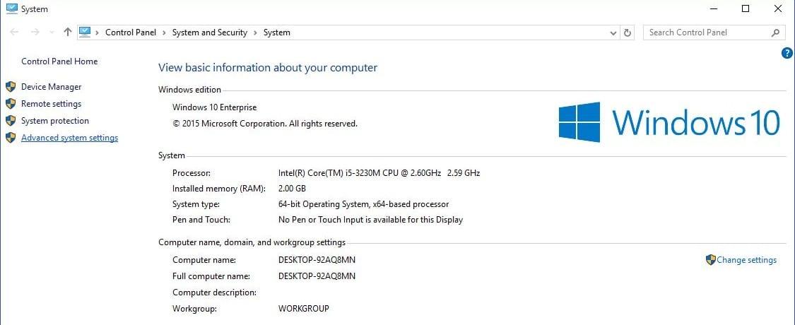 أفضل طريقة لزيادة حجم الرامات على جهاز الكمبيوتر لنظام ويندوز 10 2
