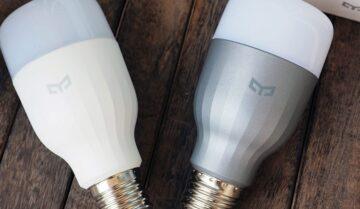 مراجعة لمبة Mi Yeelight LED الذكية من شاومي: تحكم كامل بإضاءة 16 مليون لون عن طريق الهاتف