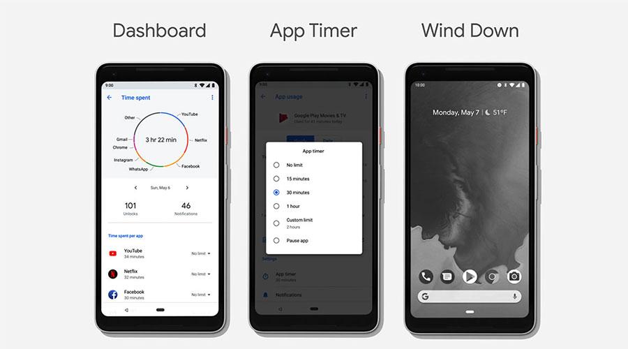 Android P: أبرز مميزات إصدار الأندرويد الجديد وموعد توافر التحديث للهواتف 4