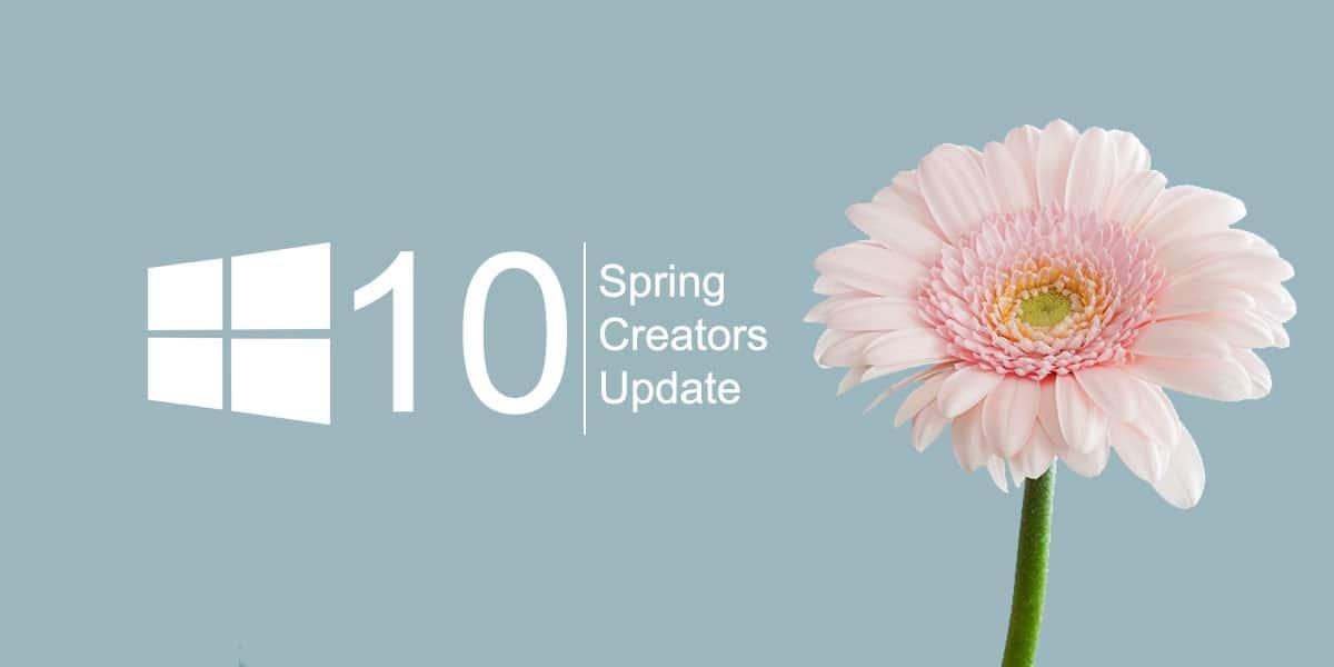 أفضل 5 ميزات لتحديث ويندوز Windows 10 April 2018 Update 1