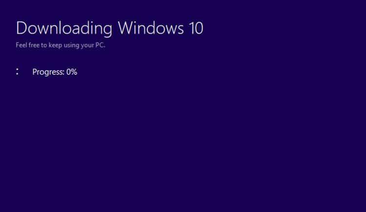 أفضل طريقة لتحميل و تحديث ويندوز 10 بأحدث إصدار وبصيغة ISO برابط مباشر مجانًا 2018 7