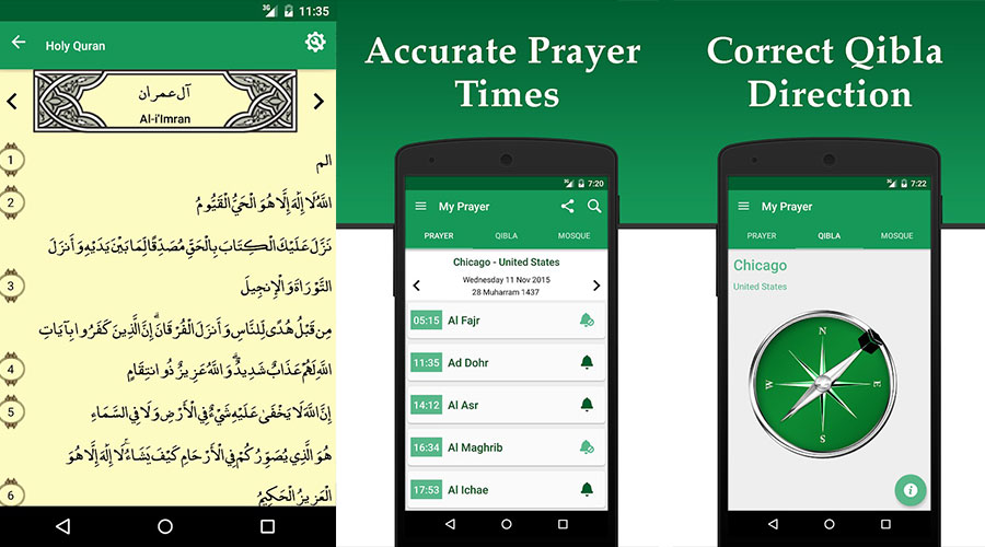 أفضل 10 تطبيقات أندرويد إسلامية ورمضانية 4