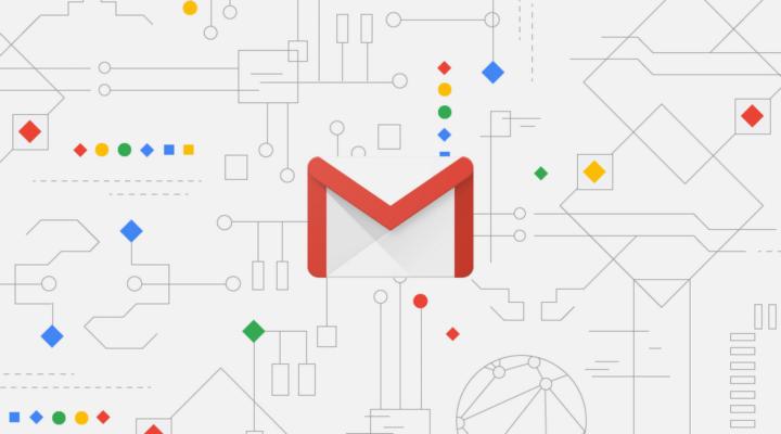 مميزات جديدة تصميم Gmail الجديد جوجل-ميل-720x