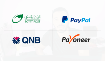 شرح استلام الاموال من باي بال من خلال ايزي باي وبايونير و كارت QNB ل 2018