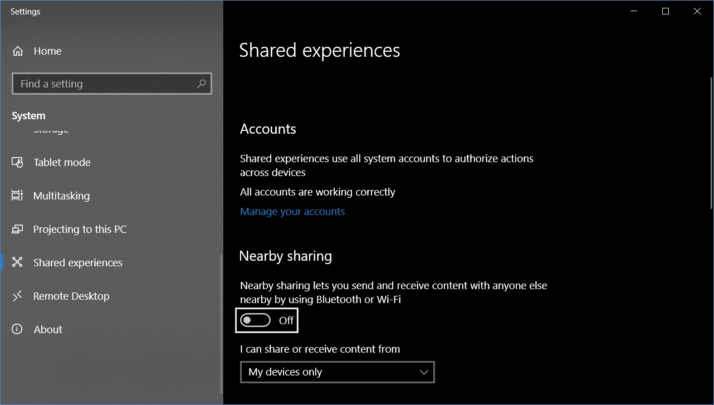 أفضل 5 ميزات لتحديث ويندوز Windows 10 April 2018 Update 6
