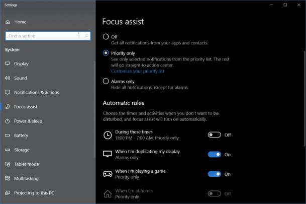 أفضل 5 ميزات لتحديث ويندوز Windows 10 April 2018 Update 3