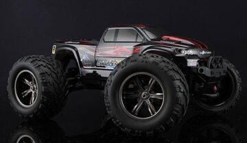 مراجعة 9115 2WD Brushed RC Monster: لعشاق سيارات السباق الكهربائية بالريموت كنترول 11
