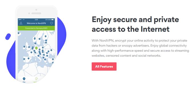 أفضل 5 تطبيقات vpn للهواتف nordvpn