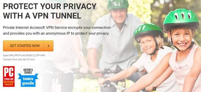 أفضل 5 تطبيقات VPN للهواتف آمنة وموثوقة يمكنك الثقة بها 1