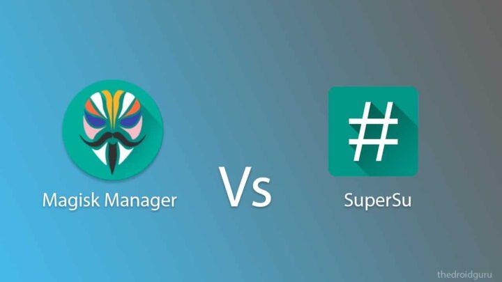 تخلص Bloatware هاتفك بنظام Android Magisk-Vs-SuperSu-72