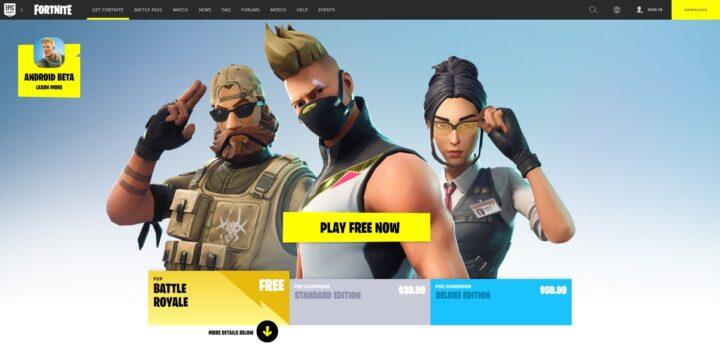 متطلبات تشغيل Fortnite مع طرق التحميل وكيفية اللعب 2