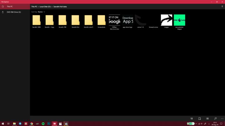 مميزات التحديث القادم ل ويندوز Windows 10 3
