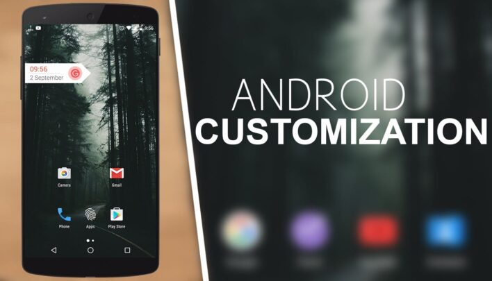افضل تطبيقات Launcher وايقونات و Widgets وخلفيات على Android 1