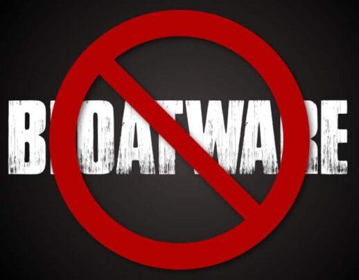 تخلص Bloatware هاتفك بنظام Android bloatwarehero-518x40