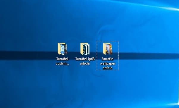 تقوم بتنظيم المكتب الخاص الإحتفاظ foldering.jpg