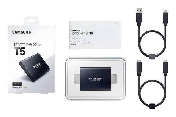تعرف على Samsung X5 الـSSD الجديد من Samsung 4