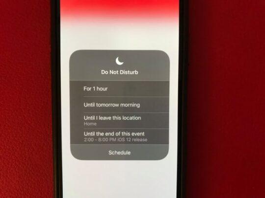 5 ميزات مخفية في iOS 12 4