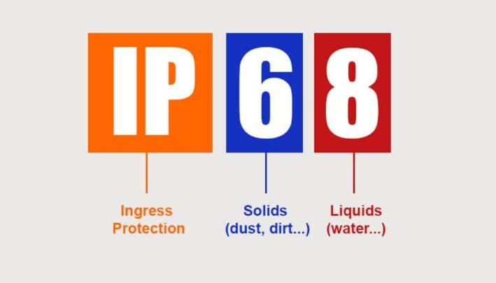 ماهي شهادة IP68 لمقاومة المياه والغبار في الهواتف؟ 3