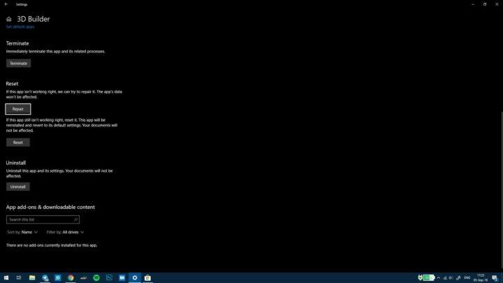 كيفية حل بعض مشاكل التطبيقات على ويندوز Windows 10 8