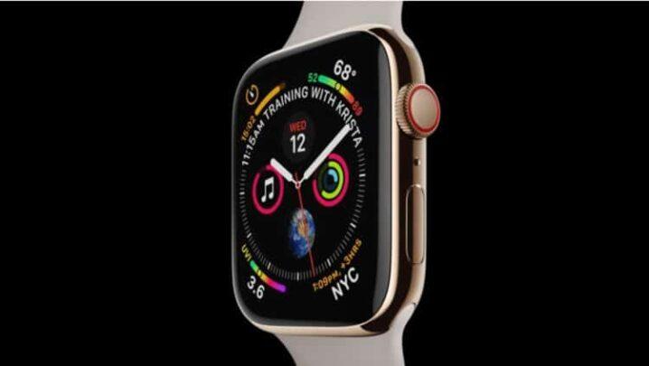مواصفات الساعة الجديدة Apple Watch Series 4 مع السعر 1