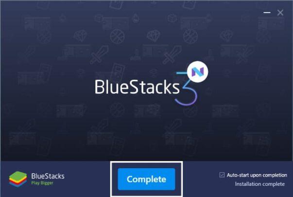 تحميل BlueStacks لتشغيل تطبيقات والعاب الاندرويد علي ويندوز مع الشرح 10