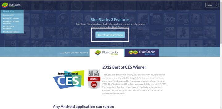 تحميل BlueStacks لتشغيل تطبيقات والعاب الاندرويد علي ويندوز مع الشرح 6