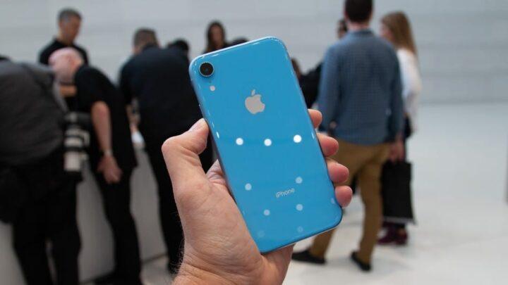 مواصفات هاتف آبل الإقتصادي الجديد آيفون XR مع السعر والمميزات 8