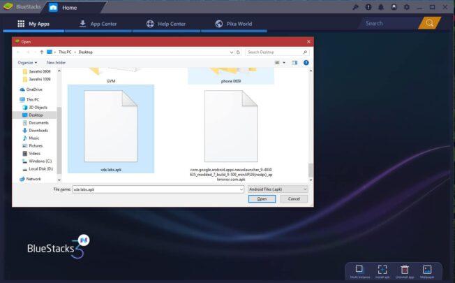 تحميل BlueStacks لتشغيل تطبيقات والعاب الاندرويد علي ويندوز مع الشرح 17