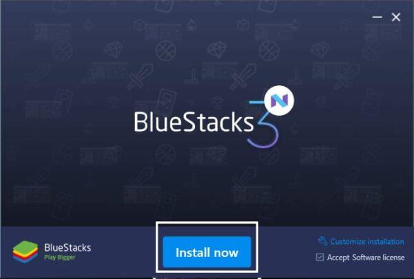 تحميل BlueStacks لتشغيل تطبيقات والعاب الاندرويد علي ويندوز مع الشرح 8