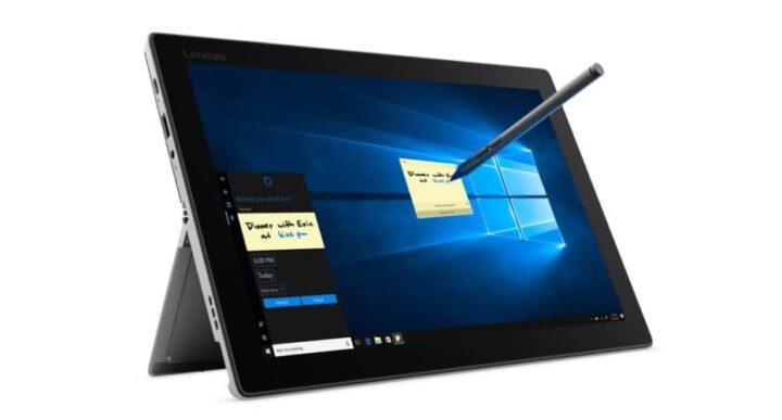 افضل أجهزة الـ Tablet تعمل بنظام ويندوز Windows 10 5