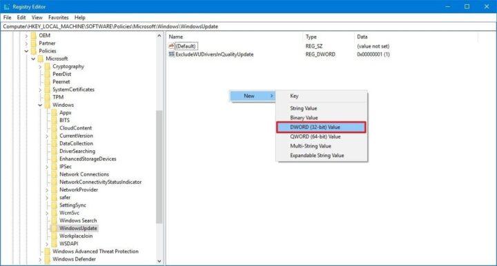 تحديثات التعريفات التلقائية على Windows 10 تسبب مشاكل ؟ هذه طريقة ايقافهم 5