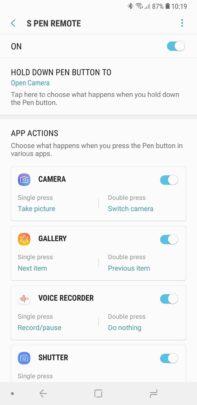 اول ما يجب ان تفعله بعد شرائك لجهاز Galaxy Note 9 5