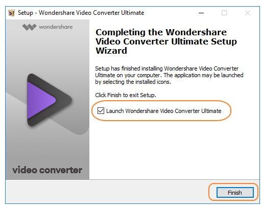 برنامج تحويل الصيغ Wondershare video converter كيفية التحميل و التثبيت 6