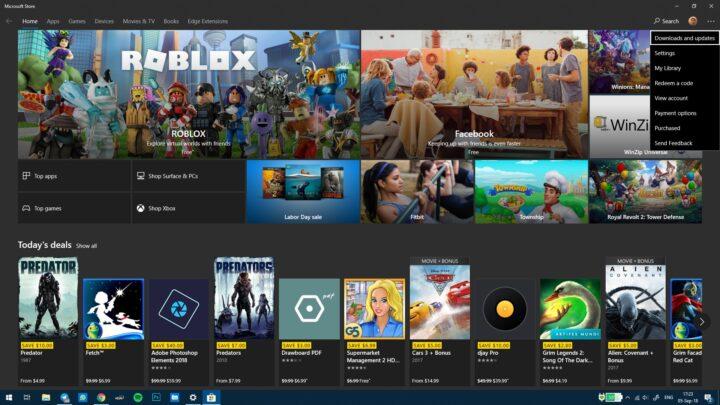 كيفية حل بعض مشاكل التطبيقات على ويندوز Windows 10 3