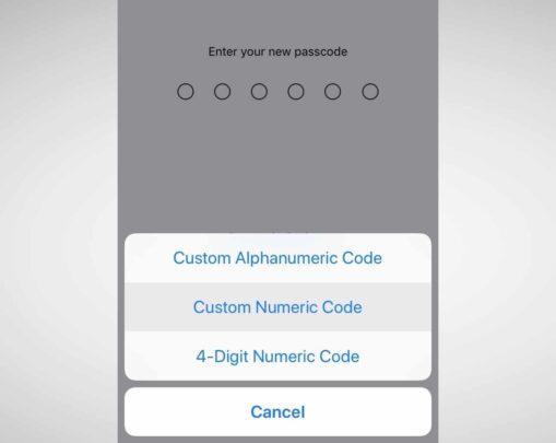 5 إعدادات متعلقة بالآمان في iOS 12 يجب عليك تغييرها الآن! 5