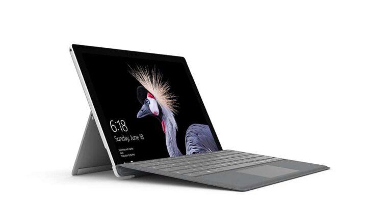 افضل أجهزة Tablet تعمل بنظام surface-pro-720x405.