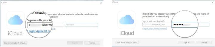 كيفية نقل الصور من جهازي IPad و IPhone الى جهاز بنظام Windows 10 4