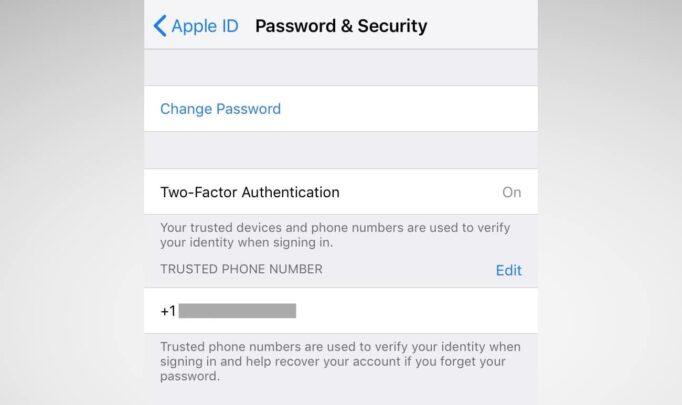 5 إعدادات متعلقة بالآمان في iOS 12 يجب عليك تغييرها الآن! 6