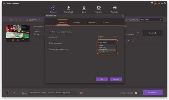 برنامج تحويل الصيغ Wondershare video converter كيفية التحميل و التثبيت 9