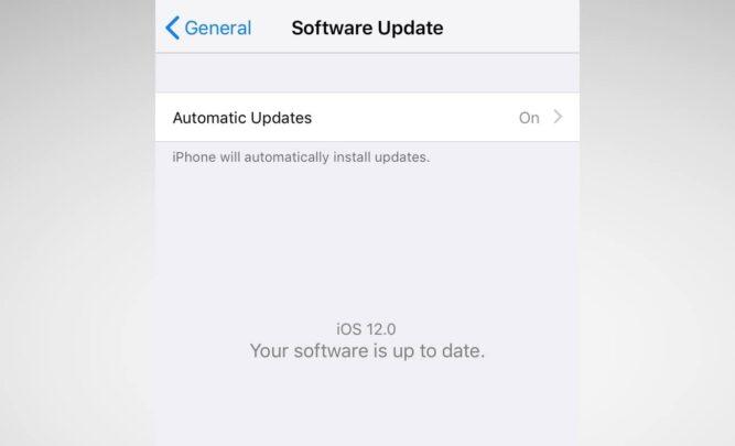 5 إعدادات متعلقة بالآمان في iOS 12 يجب عليك تغييرها الآن! 4