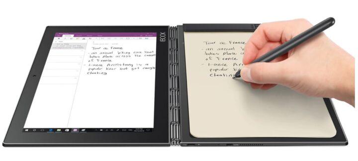 افضل أجهزة Tablet تعمل بنظام yoga-book-720x324.jp