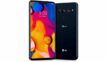 LG V40 ThinQ المواصفات و المزايا مع السعر