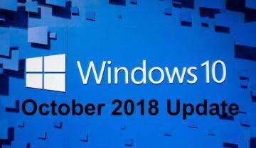 الجديد في تحديث أكتوبر لنظام ويندوز Windows 10