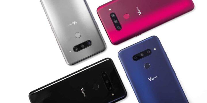 LG V40 ThinQ المواصفات و المزايا مع السعر 5