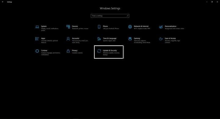 حل مشكلة اجهزة HP مع تحديثات ويندوز Windows 10 5